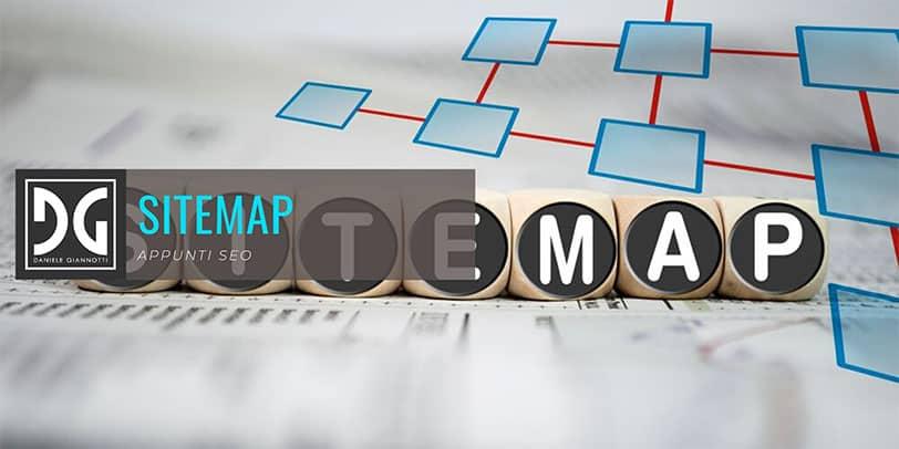 Sitemap XML per siti wordpress