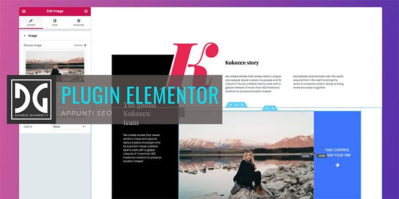Elementor il miglior Plugin per Wordpress